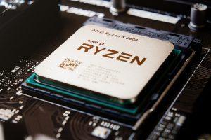 AMD Ryzen procesor
